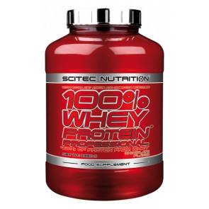 Scitec 100% Whey Professional 2350g