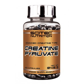 Scitec Creatine Pyrovate 100 Kapsel