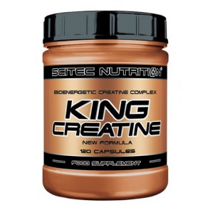 Scitec King Creatine 120 Kapsel