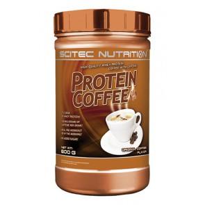 Scitec Protein Coffee 600g (mit Zucker)