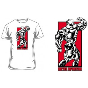 Scitec T-Shirt Red Box