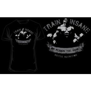 Scitec T-Shirt Train insane