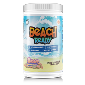 Beach Ready 80 Servings