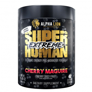 Alpha Lion Superhuman Extreme 42 serv