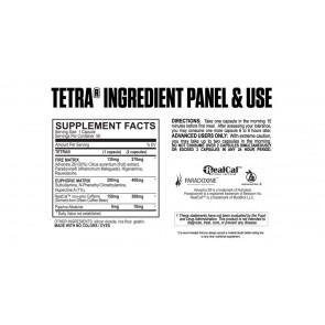 MyoBlox TETRA (Super Thermogenic)  (56 Caps)