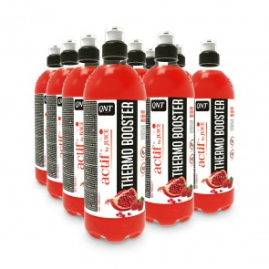 Thermogenic Booster Drink Red Fruits 24 x 700 ml