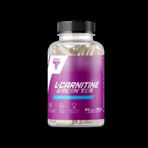 Trec Nutrition L-CARNITINE + GREEN TEA 90 caps