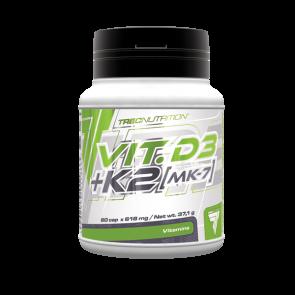 Trec Nutrition Vit. D3 + K2 [MK-7] 60 caps