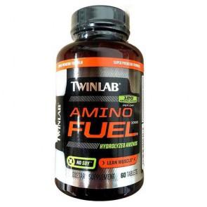 Twinlab Amino Fuel 60 Tabs