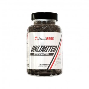 Muscle Rage Unlimited Fat Burner 90 caps