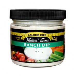 Walden Farms Veggie & Chip Dips 340g