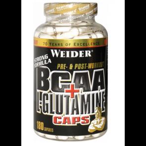 Weider BCAA + Glutamin 180 Kapsel