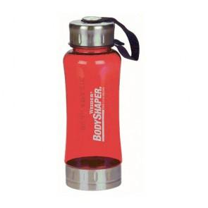 Weider Bodyshaper Trinkflasche (600ml) rot